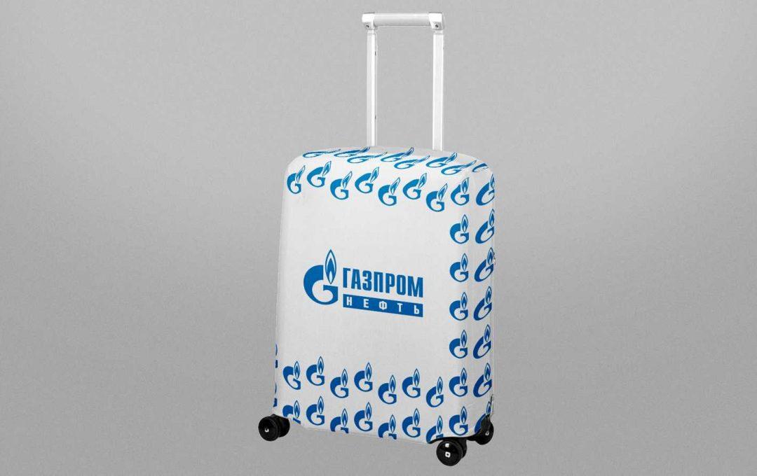 CHekhol dlya chemodana Gazprom-1