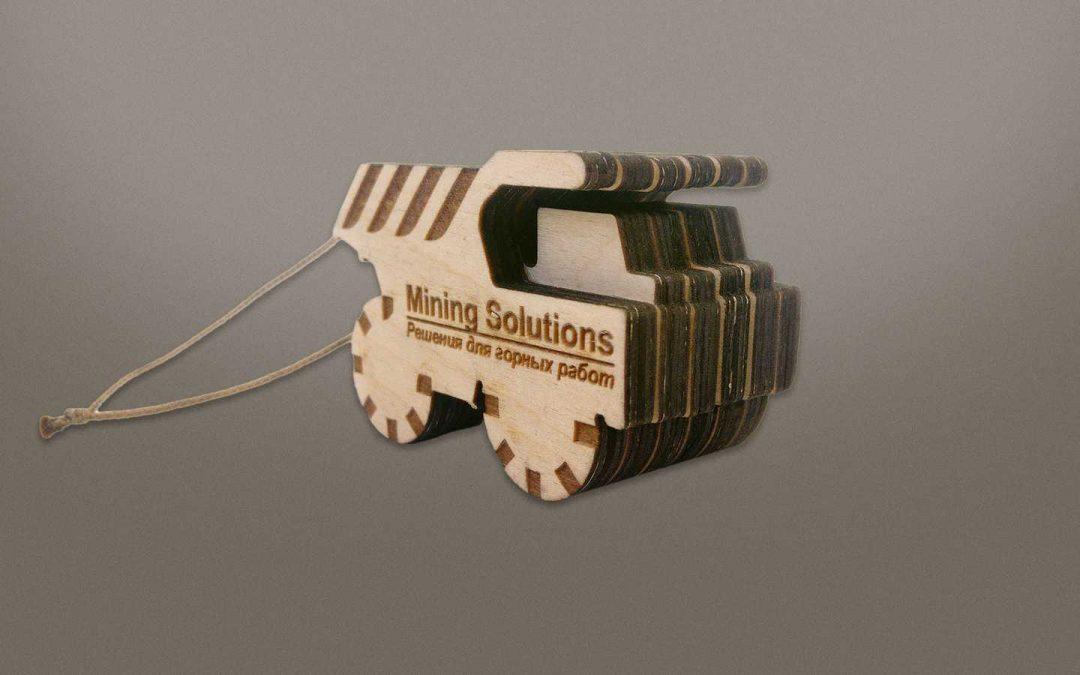 Suvenir samosval Mining Solution
