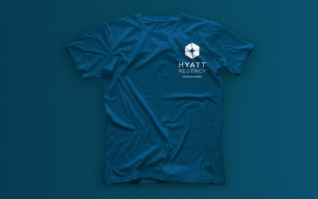 Futbolka Hyatt Regency-1