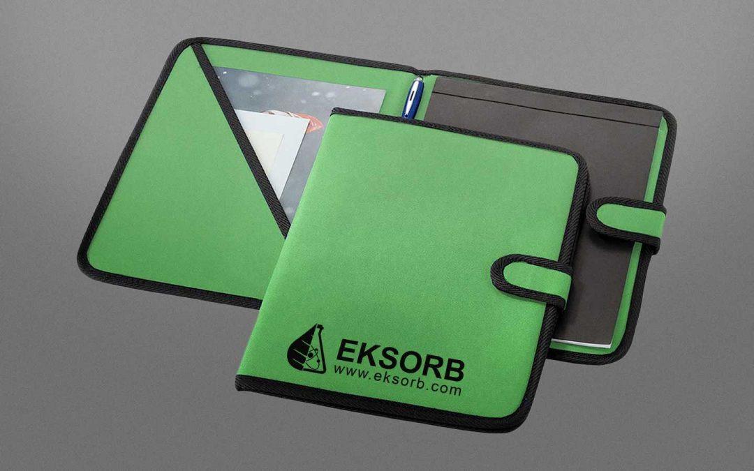 Papka A4 dlya dokumentov Eksorb-1